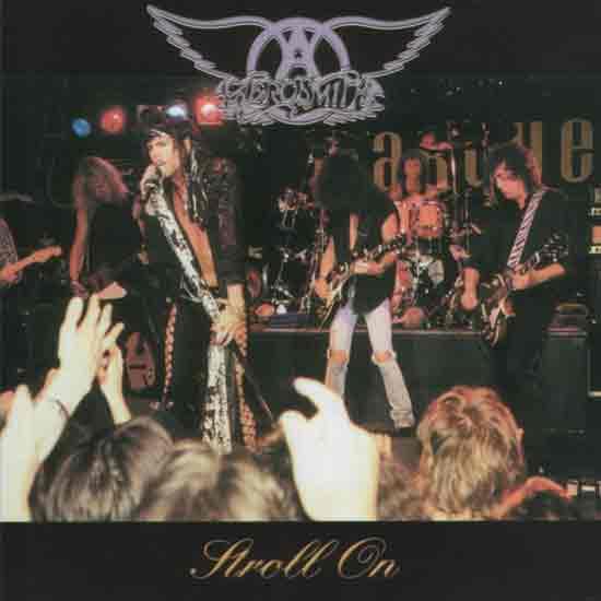 Aerosmith With Jimmy Page