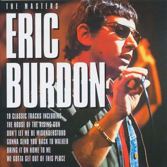 Eric Burdon - The Masters (2015)