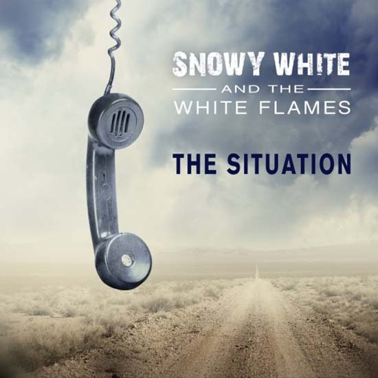 Snowy White - The Situation (feat. The White Flames) (2019)