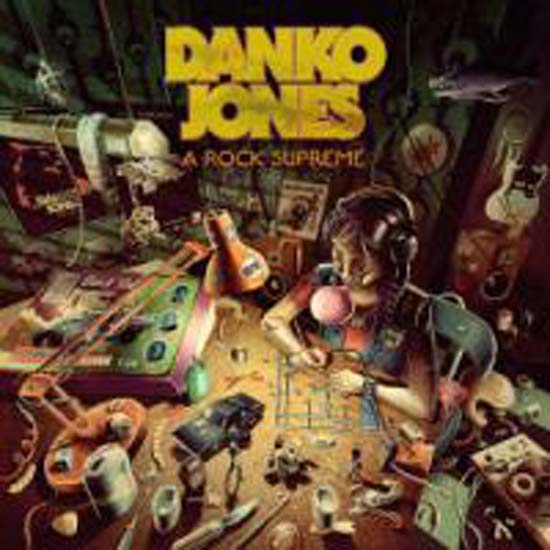Danko Jones - A Rock Supreme (2019)