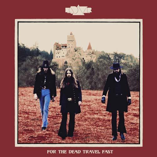 Kadavar - For the Dead Travel Fast (2019)