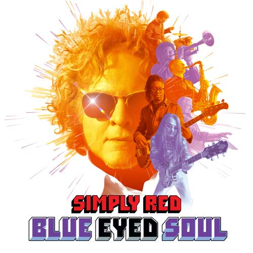 Simply Red - Blue Eyed Soul - 2019 (320 kbps)