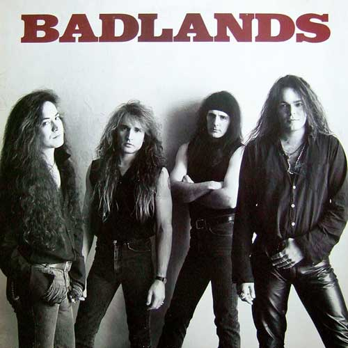 1989 - Badlands