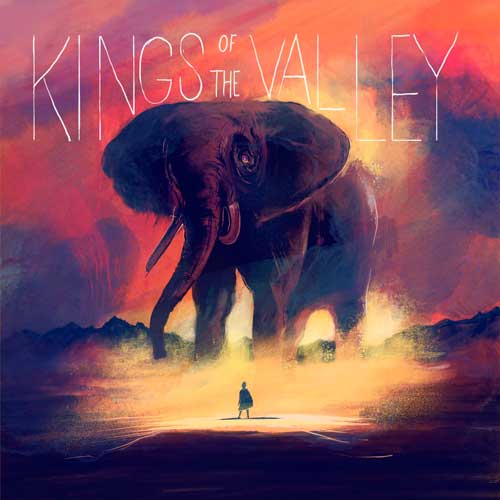 Kings of the Valley - Kings of the Valley (2020)