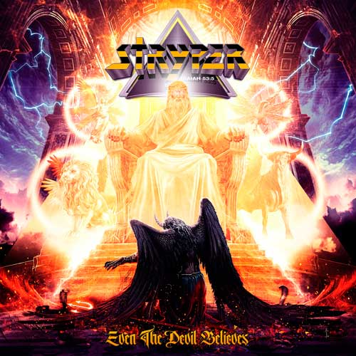 Stryper - Even The Devil Believes (2020)