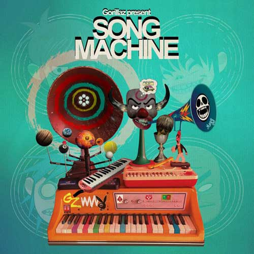 Gorillaz - Song Machine, Season One Strange Timez (Deluxe) (2020) [128]