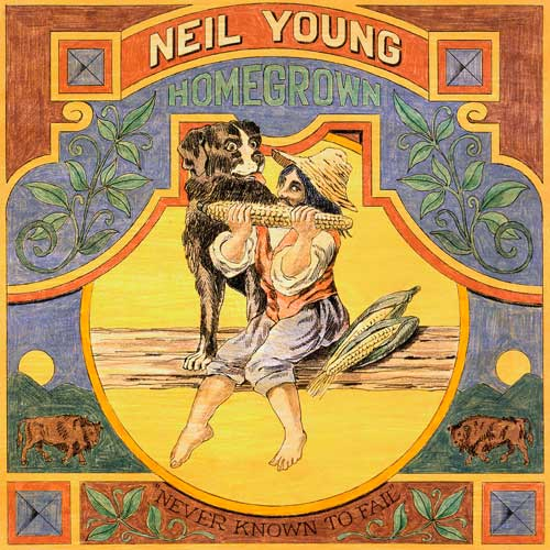 Neil Young - Homegrown (2020) [320]