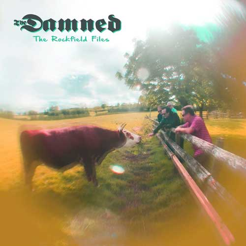 The Damned - The Rockfield Files [EP] (2020) [320]