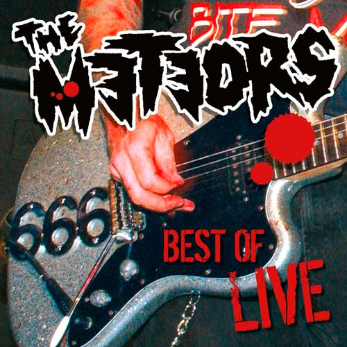 The Meteors - Best of Live (2021)