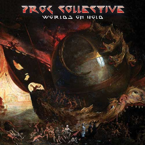 The Prog Collective - Worlds on Hold (2021)