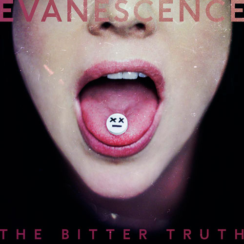 Evanescence-The_Bitter_Truth-CD-2021